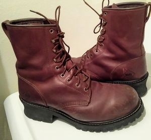 Worx by Red wing leather work boots size 11.5 for Sale in Salt Lake City, UT