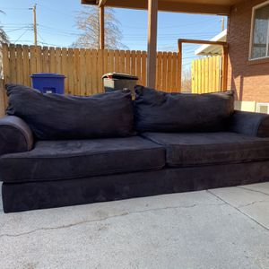 Large Comfortable Couch for Sale in Sandy, UT