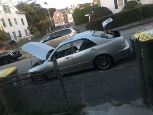 I have 2001 Lexus MODEL I.S 300 for sale for Sale in Naugatuck, CT