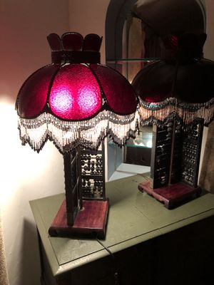 End Table Lamps - Set of 2 for Sale in San Diego, CA