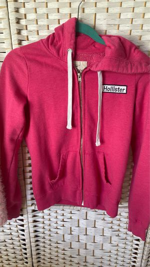 Hollister XS Women's Jacket with Hoodie for Sale in Hollywood, FL
