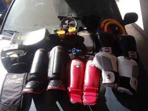 Various kickboxing gear for Sale in Phoenix, AZ