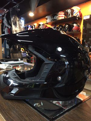 New gloss dot off road dirt bike motorcycle helmet $80 for Sale in Santa Fe Springs, CA