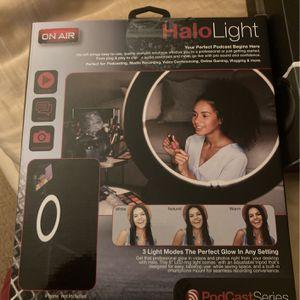 Halo Light 8inch Ring Light for Sale in La Palma, CA
