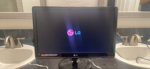 LG 23in Flat Computer Monitor for Sale in Las Vegas, NV