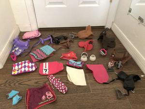 American Girl doll horse accessories for Sale in Oro Valley, AZ