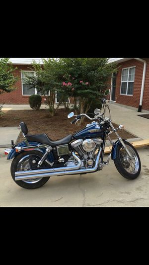 Price reduced!! 1998 Dyna Glide Harley Davidson motorcycle for Sale in Ravenna, OH