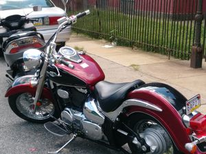 2007 Suzuki boulevard motorcycle & 2011 Suzuki burgman400 scooter for Sale in Philadelphia, PA