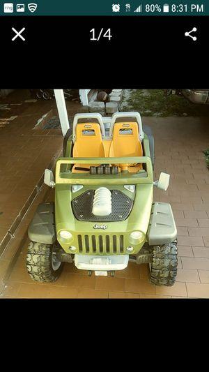 Power wheel jeep for Sale in Hialeah, FL