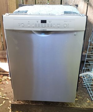 Bosch dishwasher *stainless* for Sale in Vancouver, WA
