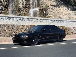 BMW e39 M5 for Sale in El Dorado Hills, CA