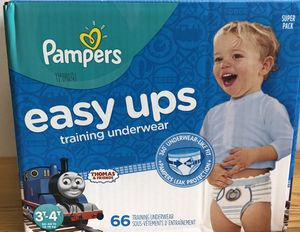 Pampers Easy Ups 3T-4T for Sale in Denver, CO