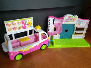 Shopkins Food Truck and Market for Sale in Normal, IL