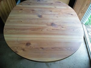 Kitchen Table with Expansion Leaf for Sale in Lake Elsinore, CA