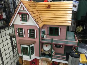 Large Doll House All Handmade for Sale in Cumberland, RI