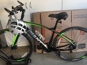 Giant Fastroad SLR 1 (2018) Road Bike for Sale in Foster City,  CA