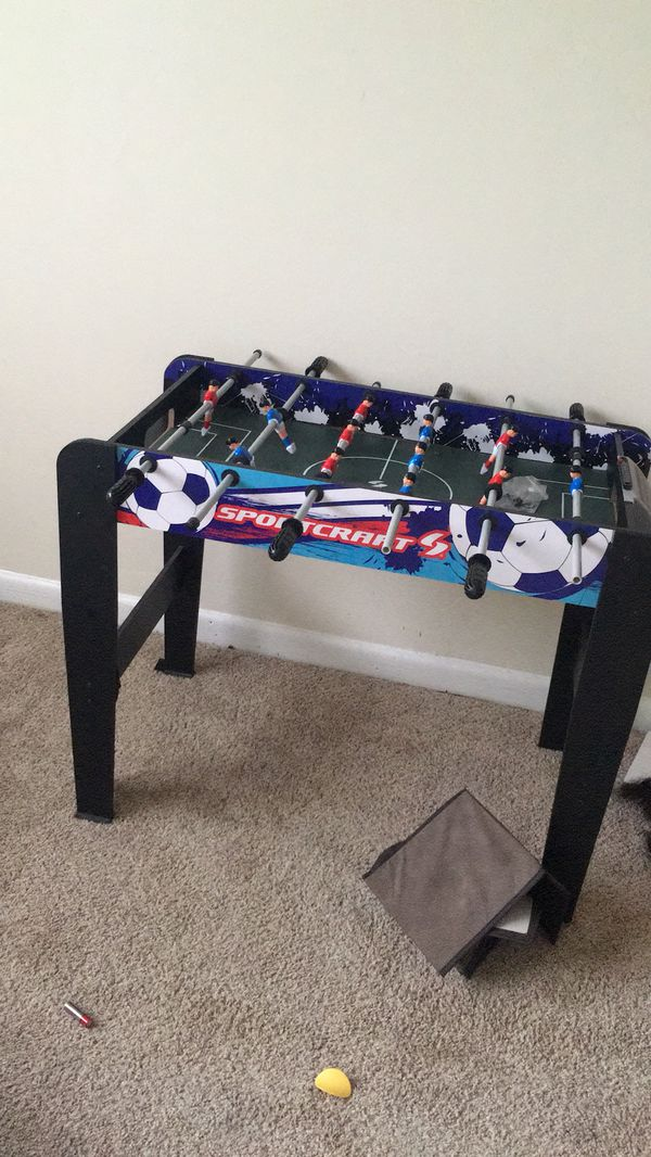 Kids game table