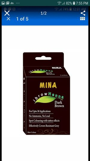 Ibrow henna for Sale in Hawthorne, CA