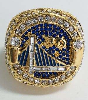 Golden State Warriors NBA Championship Ring - Reversible for Sale in Warwick, RI
