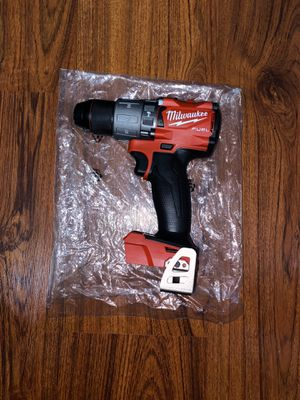 "Milwaukee M18 Brushless Fuel 2-Speed 1/2"" Hammer Drill (2804-20) for Sale in The Bronx, NY"