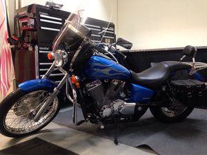 2008 Honda Shadow 750 with less than 2000 miles on it. for Sale in Brighton, CO