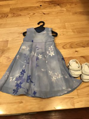 American Girl blue flower dress for Sale in Westminster, CO