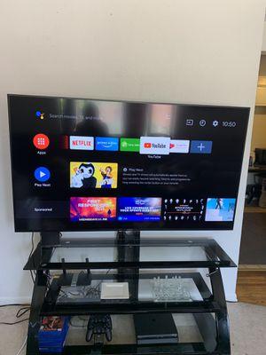 Sony Smart Tv 65 Android for Sale in Tonawanda, NY