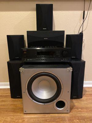Onkyo Surround Sound System for Sale in Ruskin, FL