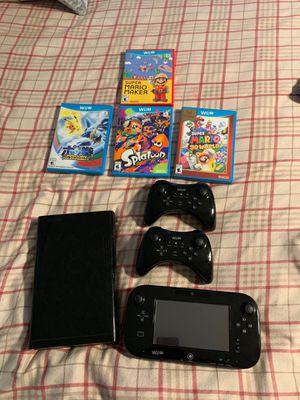 Nintendo Wii U 32 GB for Sale in Elizabeth, NJ