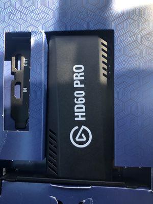 Elgato HD60 Pro for Sale in Salinas, CA