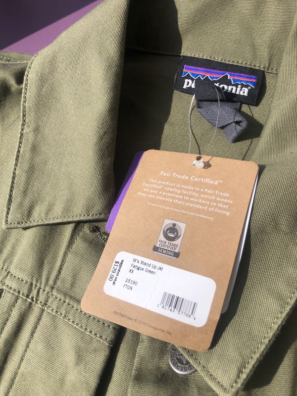New Patagonia Women's Stand Up jacket - XS