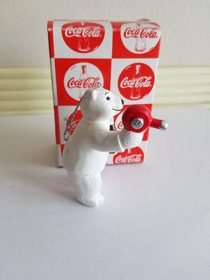 Brand New. Vintage Coca-Cola symbol White Bear in Original Box Perfect Condition. Local Pickup Wheeling. $15 for Sale in Wheeling, IL