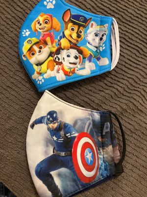 Face mask both for $12 for Sale in Miami, FL