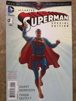 Superman Comic for Sale in Phoenix, AZ