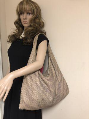 Bottega Veneta Tiger Stripe Intrecciato Woven HOBO Shoulder Bag for Sale in Douglasville, GA