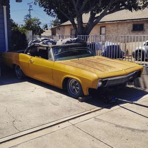 1966 Chevy Impala Convertible for Sale in San Diego, CA