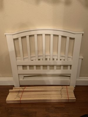 Twin size bed frame for Sale in Orlando, FL