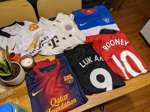 Soccer Jerseys for Sale in Chicago, IL
