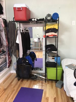 Closet organizer for Sale in San Mateo, CA