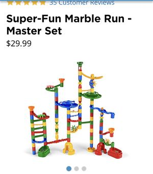 Marble Run Master Set for Sale in Riverside, CA
