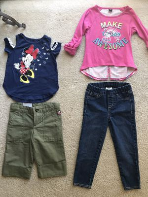 Size 4 T for Sale in Elk Grove, CA