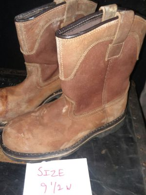Steel toe. New condition for Sale in Slidell, LA