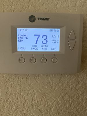 Trane thermostat- ZWave for Sale in Richmond, TX
