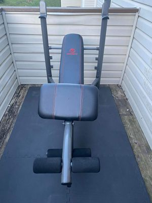 Marcy weight bench for Sale in Charlotte, NC