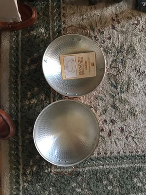 Brand new Copper Portuguese Cataplana pan? for Sale in Downers Grove, IL
