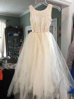 Flower girl dress size 6/7 for Sale in Kennesaw, GA