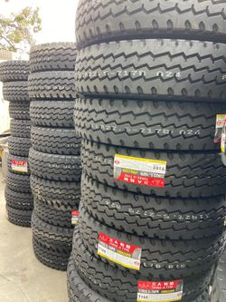 Truck and trailer tires 11R 22.5 for Sale in Los Angeles,  CA