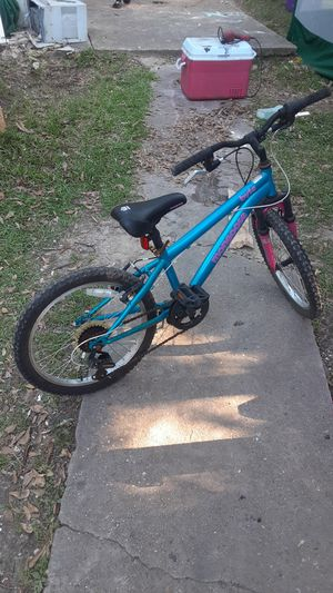 Is in good condition on bicycle small 20in I'm off and it will like $100 for Sale in Baton Rouge, LA