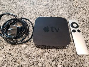Apple TV 2nd Generation Media Streamer (A1378) for Sale in Federal Way, WA