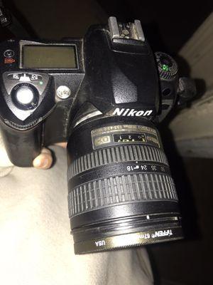 Nikon camera for Sale in Hanford, CA